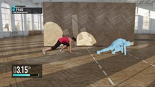 Nike+ Kinect Training Screenshot 5