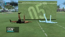 Nike+ Kinect Training Screenshot 4
