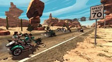 Ride to Hell: Route 666 Screenshot 1