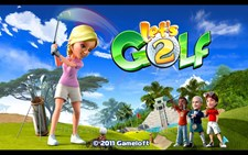 Let's Golf 2 (WP) Screenshot 1