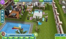 The Sims FreePlay (WP) Screenshot 2