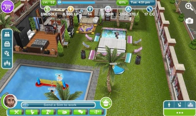 The Sims FreePlay (WP) News, Achievements, Screenshots and