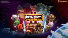 Angry Birds Star Wars II (WP) Screenshot 1