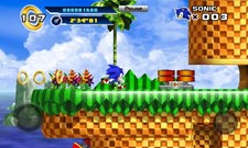 Sonic the Hedgehog 4: Episode I (WP) Screenshot 1