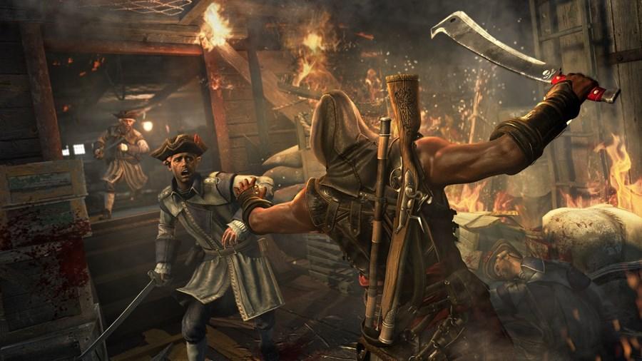 Assassin's Creed IV: Black Flag (Xbox 360) Screenshots