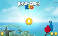 Angry Birds Rio (WP) Screenshot 1