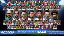 Pro Evolution Soccer 2015 Screenshot 4