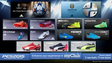 Pro Evolution Soccer 2015 Screenshot 2
