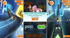 Despicable Me: Minion Rush (WP) Screenshot 1