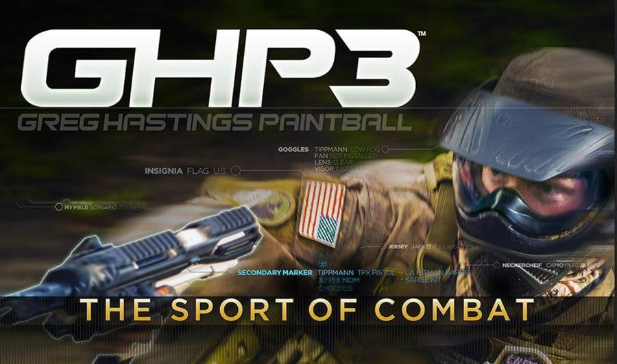 Paintball Games For Xbox 1 : Greg hastings paintball news and achievements