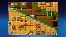 Sonic The Hedgehog (Arcade) Screenshot 1