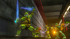 Teenage Mutant Ninja Turtles: Mutants in Manhattan (Xbox 360) Screenshot 5