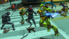 Teenage Mutant Ninja Turtles: Mutants in Manhattan (Xbox 360) Screenshot 4