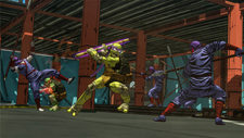 Teenage Mutant Ninja Turtles: Mutants in Manhattan (Xbox 360) Screenshot 3