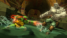 Teenage Mutant Ninja Turtles: Mutants in Manhattan (Xbox 360) Screenshot 2