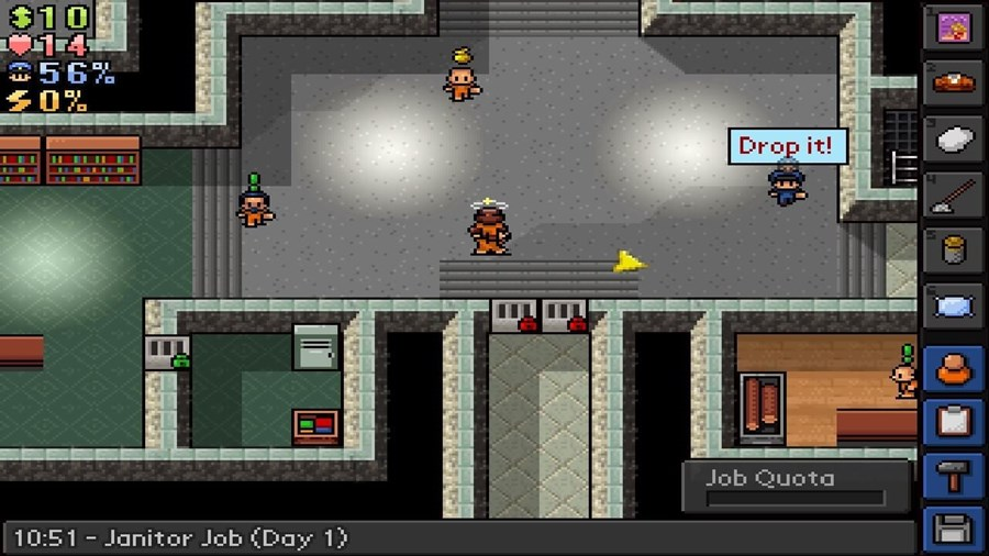 The Escapists News, Achievements, Screenshots and Trailers