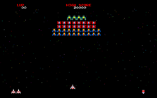 Galaga Screenshot 2