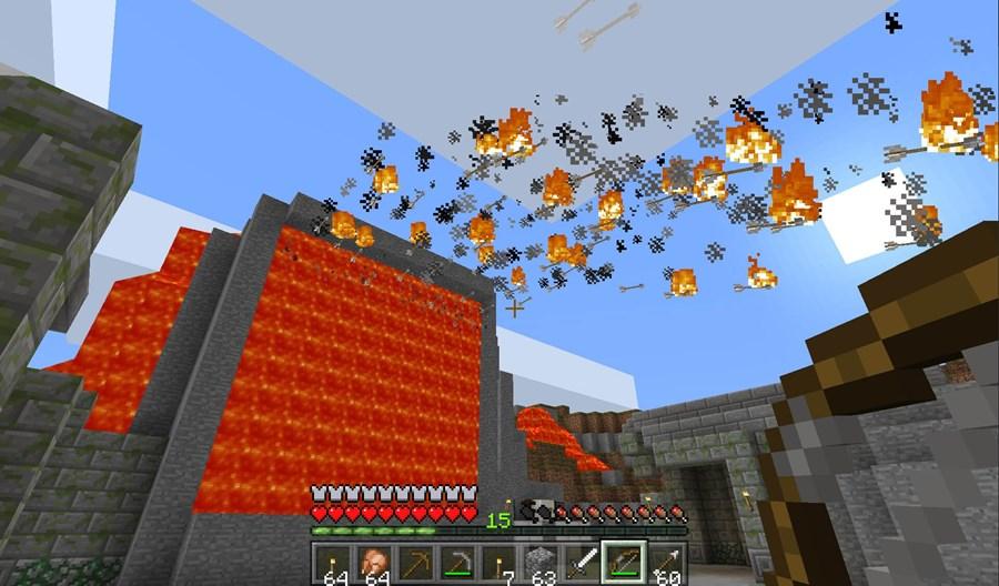minecraft windows 10 edition screenshots