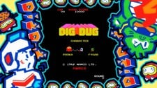 ARCADE GAME SERIES: DIG DUG Screenshot 2
