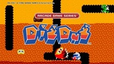 ARCADE GAME SERIES: DIG DUG Screenshot 1