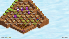 Skyling: Garden Defense Screenshot 2