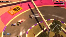 Grand Prix Rock 'N Racing Screenshot 4