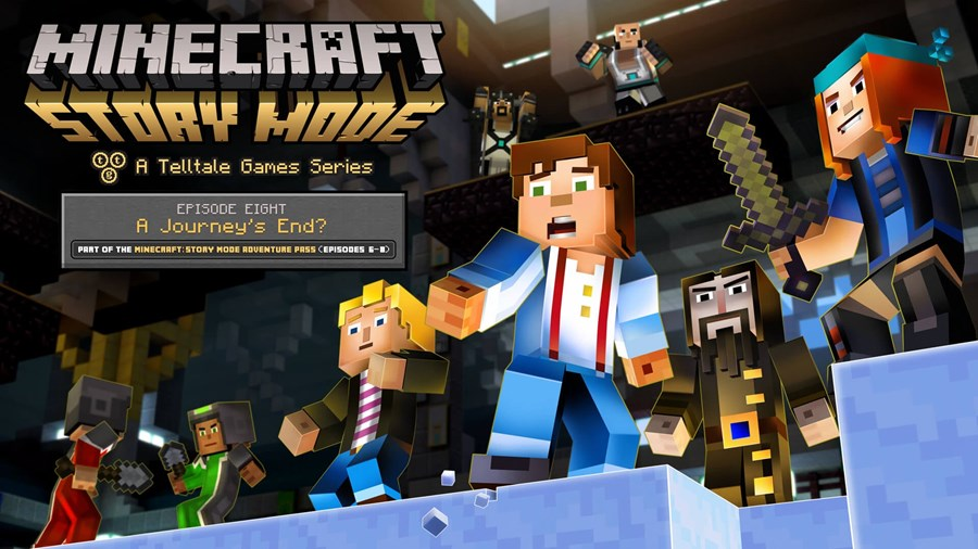 Minecraft Story Mode A Telltale Games Series News And Achievements - Minecraft spiele silvergames