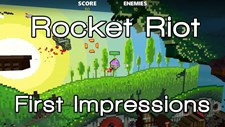 Rocket Riot (Win 10) Screenshot 1