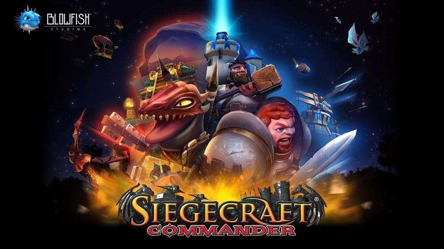 Siegecraft Commander News, Achievements, Screenshots and