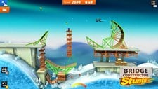 Bridge Constructor Stunts Screenshot 8