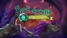 Dark Arcana: The Carnival Screenshot 1