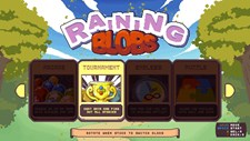 Raining Blobs Screenshot 1