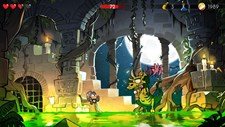 Wonder Boy: The Dragon's Trap Screenshot 2