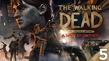 The Walking Dead - A New Frontier Screenshot 3