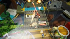 Micro Machines World Series Screenshot 2