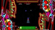 ARCADE GAME SERIES: GALAGA Screenshot 1