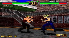 Virtua Fighter 2 Screenshot 2