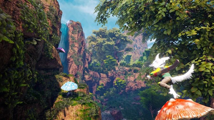 Biomutant Screenshots