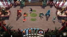 Hand of the Gods: SMITE Tactics Screenshot 4