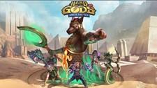 Hand of the Gods: SMITE Tactics Screenshot 2