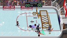 Super Slam Dunk Touchdown Screenshot 2