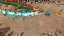 Hand of the Gods: SMITE Tactics Screenshot 8
