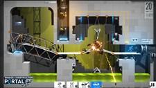 Bridge Constructor Portal Screenshot 8