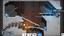 Bridge Constructor Portal Screenshot 6