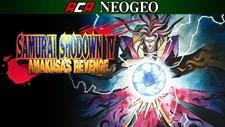 ACA NEOGEO SAMURAI SHODOWN IV Screenshot 5