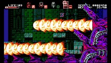 Bloodstained: Curse of the Moon Screenshot 2