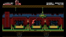 Bloodstained: Curse of the Moon Screenshot 7