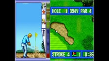 ACA NEOGEO TOP PLAYER'S GOLF Screenshot 1