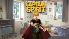 The Awesome Adventures of Captain Spirit Screenshot 1