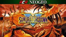 ACA NEOGEO SAMURAI SHODOWN V Screenshot 6